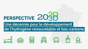 France Hydrogène (ex AFHYPAC) dévoile les chiffres clés du développement de la filière H2 : objectifs